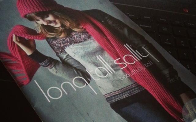 Long Tall Sally Winter Catalogue