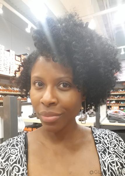 Braidout on Natural Hair