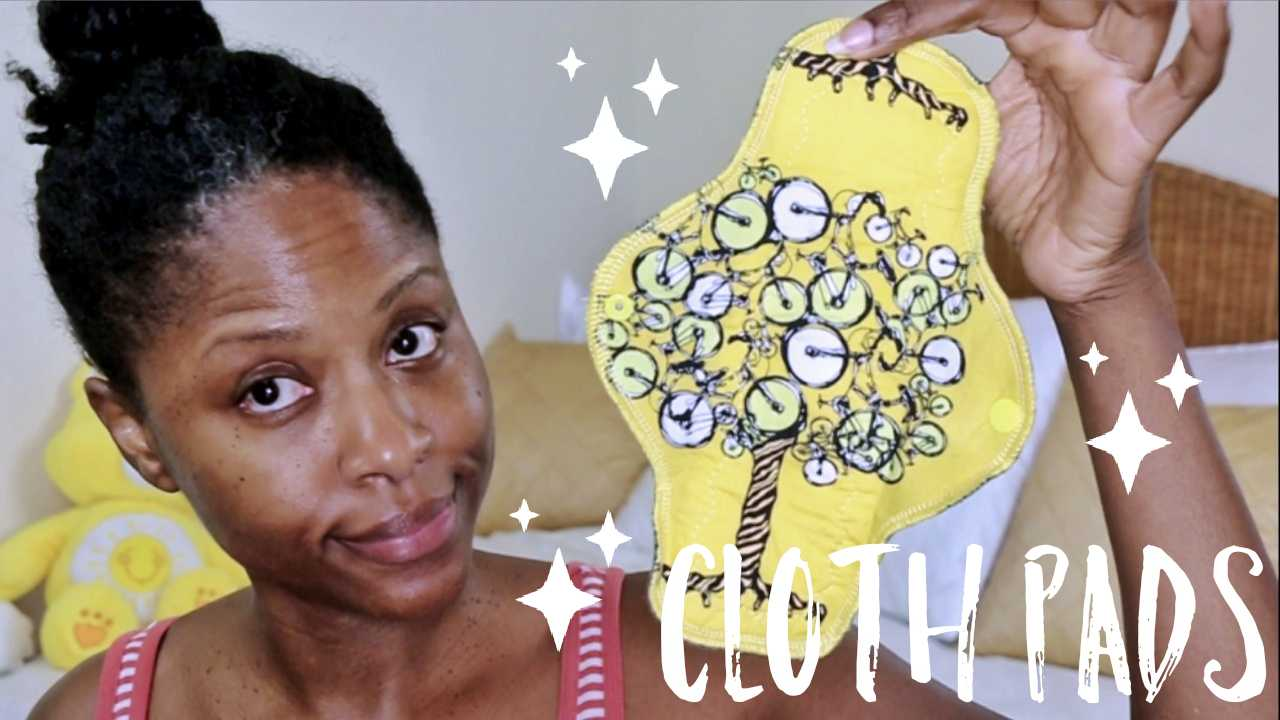 CLOTH PADS 101 + How To Wash & Store Them