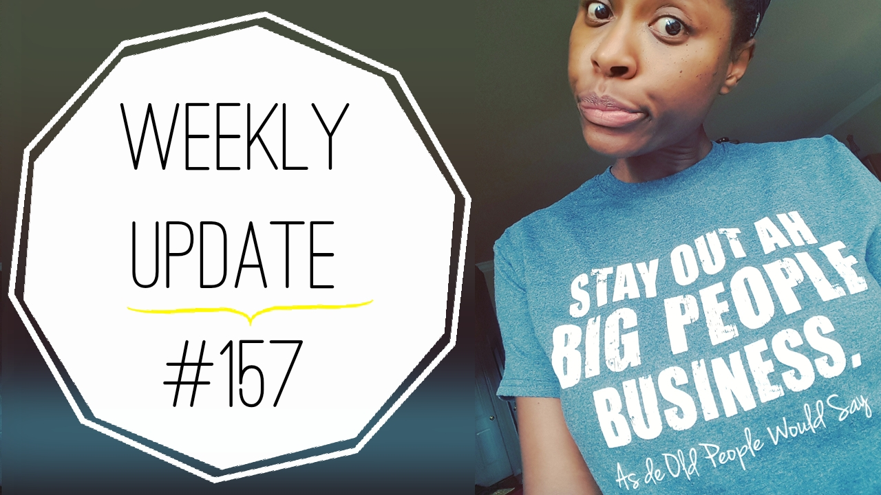 Tubshroom, NAACP MO Travel Advisory & As Deh Old People Would Say • WEEKLY UPDATE #157