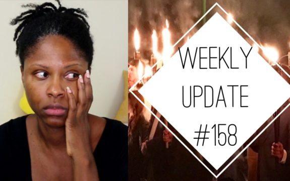 Charlottesville, I am Glamazini & First Day of Kindergarten • WEEKLY UPDATE #158