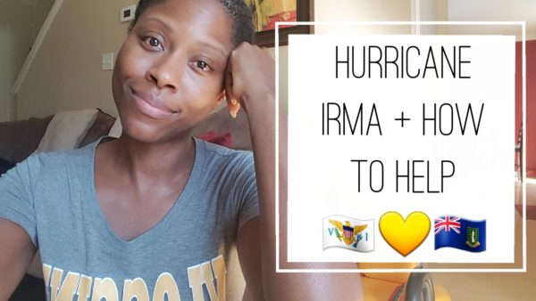 #HurricaneIrma Update + How You Can Help #VISTRONG