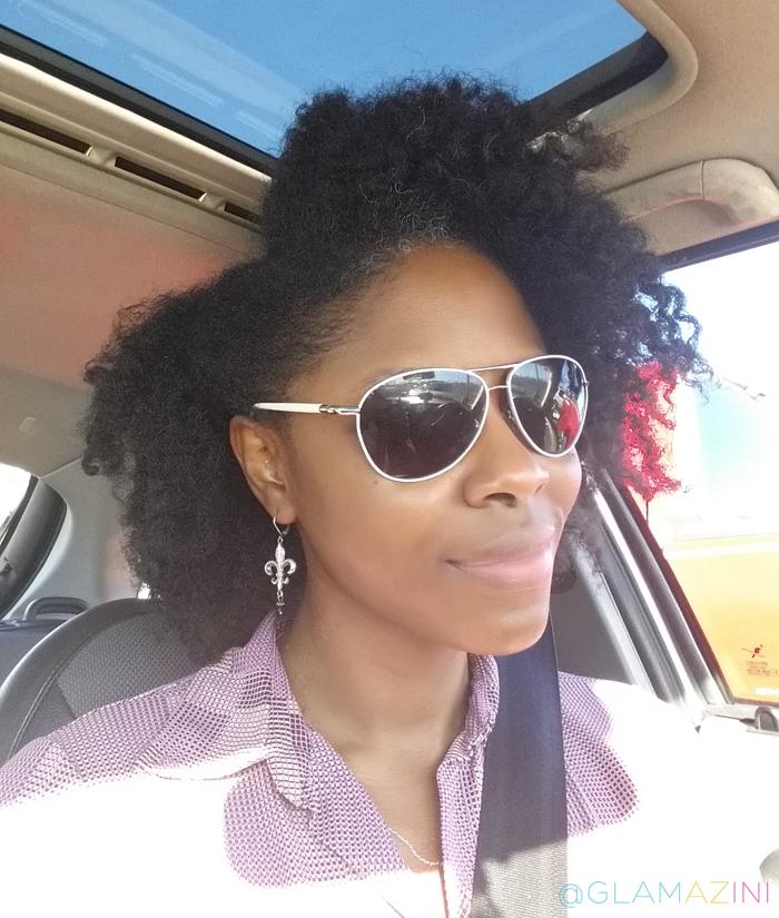 natural hair braidout