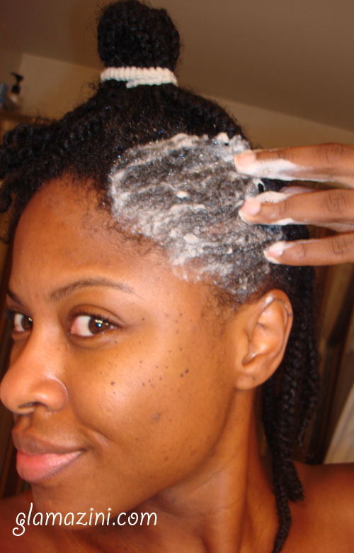 Washing Crochet Box Braids : Washing the Box Braids & Cornrows Glamazini.com