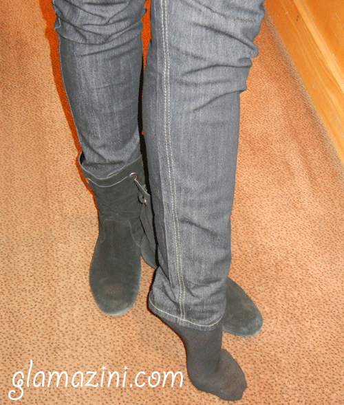 Custom Jeans from MakeYourOwnJeans.com