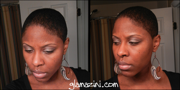 Natural Hair Caesar Cut