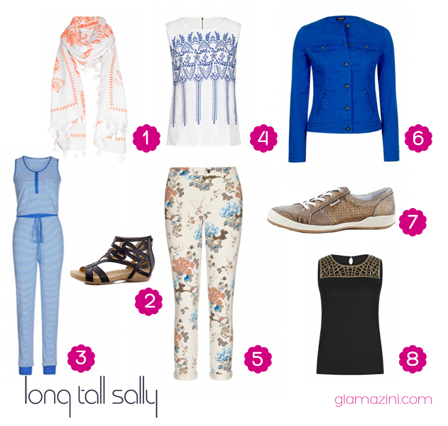 Long Tall Sally Wish List 2014