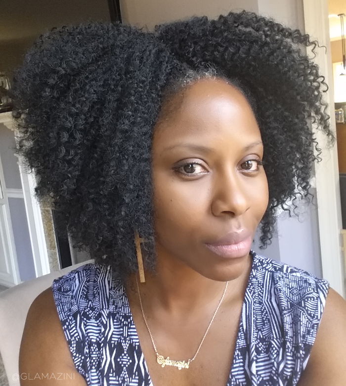 Crochet Braids Kinky : Crochet Braids with Freetress Kinky Bohemian Hair [video] - Glamazini ...