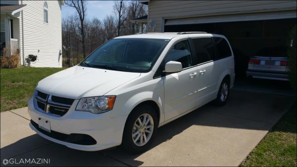 2016 Dodge Caravan Review