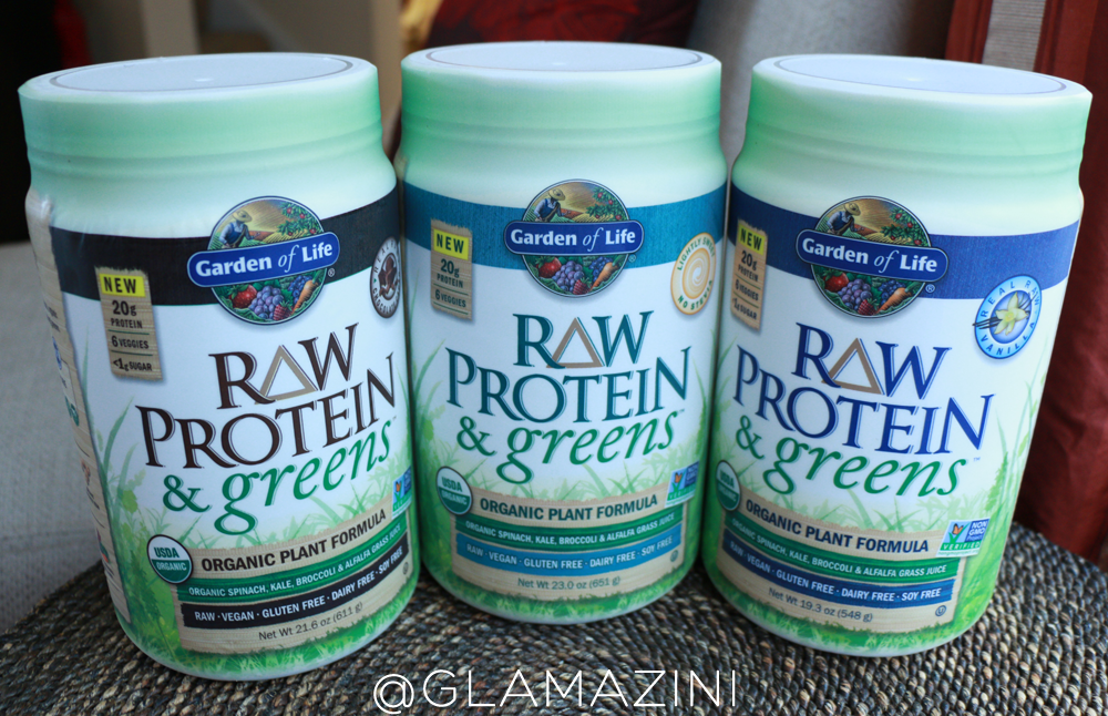 Garden Of Life Raw Protein Greens