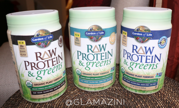 Garden of Life RAW Protein & greens™ Review