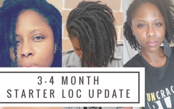 Month 3 and Month 4 Starter Locs