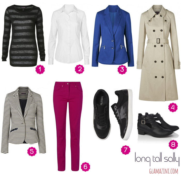 Long Tall Sally Spring 2015 Wish List