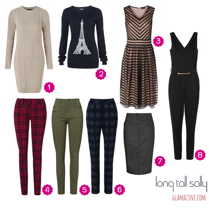 Long Tall Sally Winter 2014