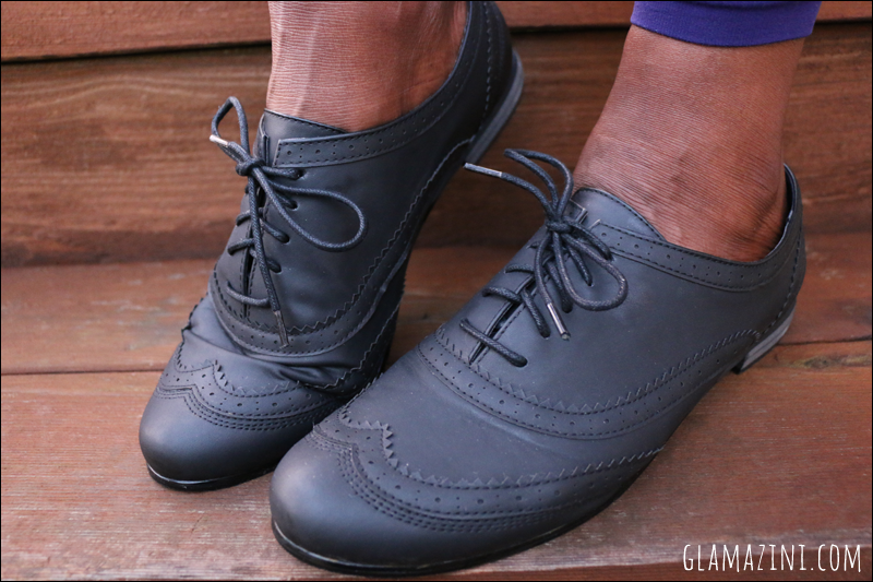 Long Tall Sally Lace Up Brogue