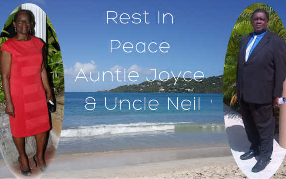 A Quick Travel Style on Natural Hair + Rest In Peace Auntie Joyce 💛 and Uncle Neil 💛