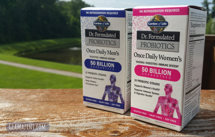 Garden of Life Dr Formulated Probiotics Enzymes Fiber