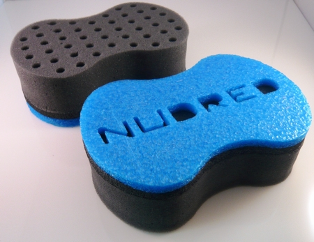 Nudred Review How To Use Hair Twisting Sponge