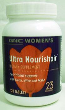Gnc Women S Ultra Nourishair Glamazini