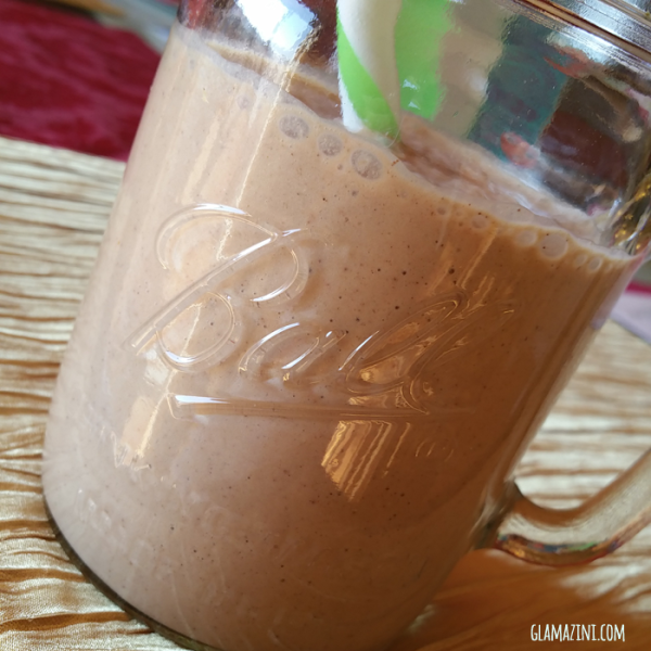 chocolate almond heaven smoothie
