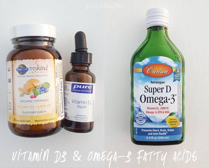 vitamin d omega 3 fatty acid supplement