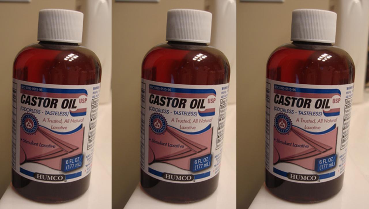 Humco Castor Oil Glamazini