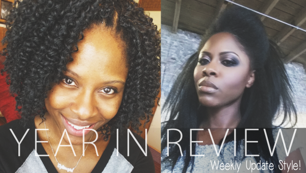 ✨ 2015 Year In Review ✨ Weekly Update Style! ✨ [video]