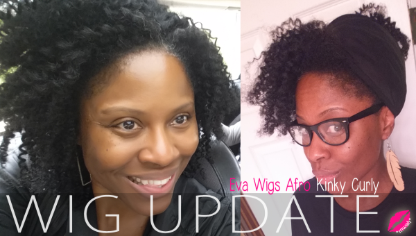 Eva Wigs Afro Kinky Curly Wig Review