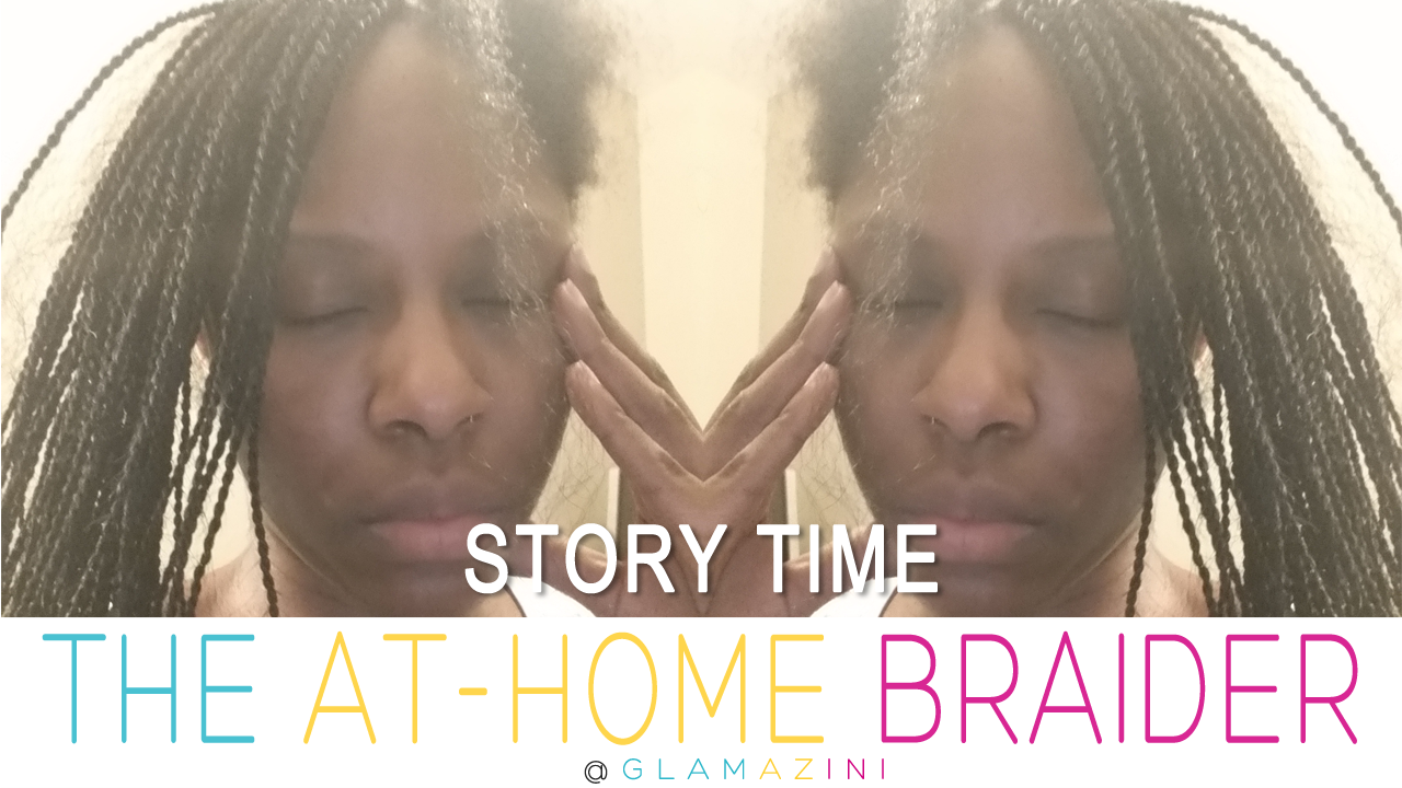 Story Time! Is This At-Home Braider Too Chill or Nah? [video]