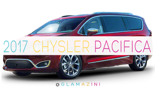 Test driving 2017 Chrysler Pacifica