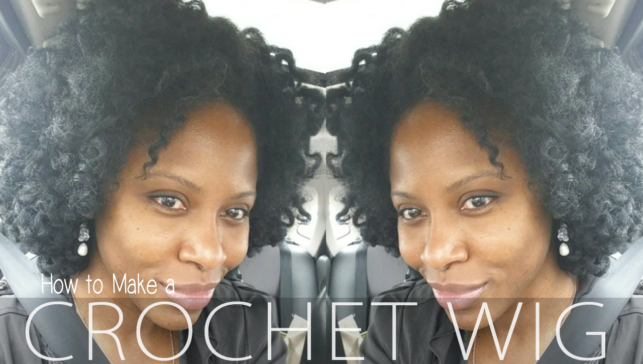 How To Make A Crochet/Latch Hook Wig