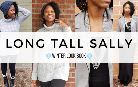Long Tall Sally Winter Collection #ISparkleWhen #LongTallMe