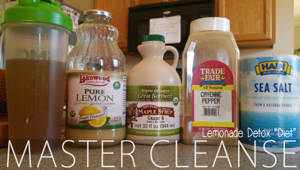 how to do the master cleanse lemonade detox diet