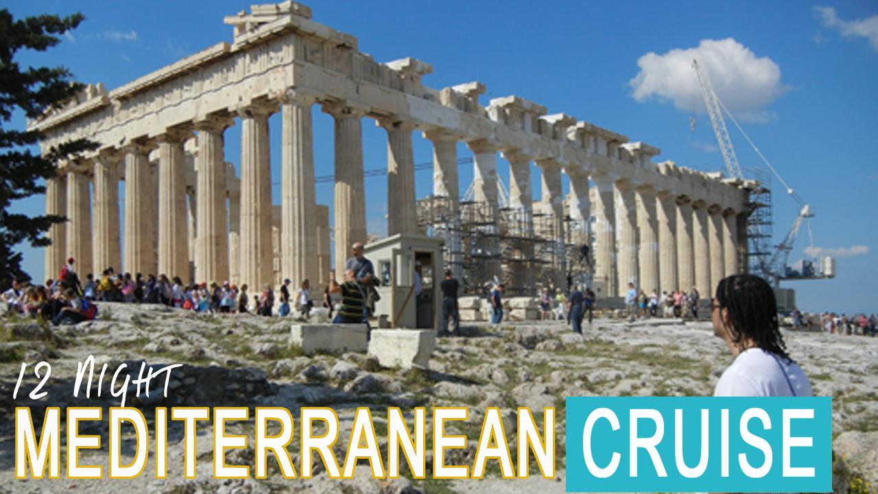 12 Night Western Mediterranean Cruise on Celebrity ...