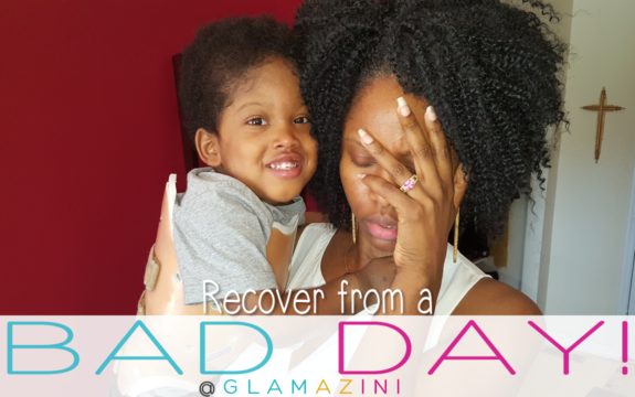 5 Ways To Recover From A Bad Day As A Mom