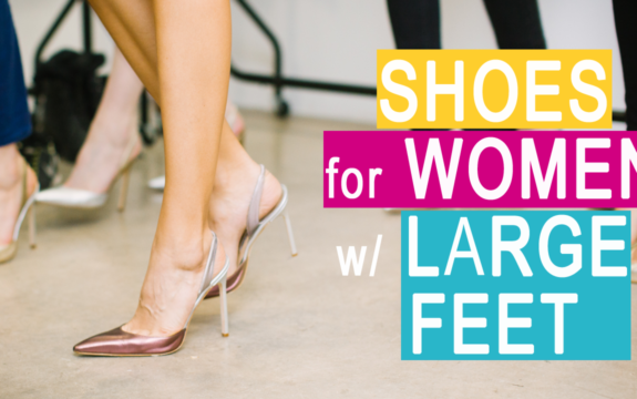 Shoes for Women With Large Feet