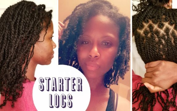 Weeks 1-3 Starter Locs • Maintenance, Diamond Parts, #Loc Count, Etc.