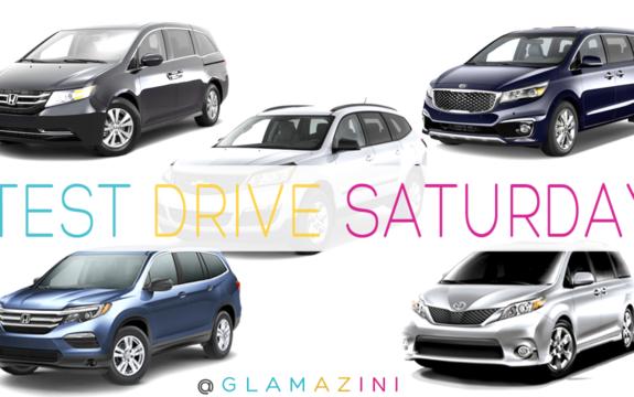 Test Drive Saturday – Honda Odyssey, Chevy Traverse, Kia Sedona and more! [videos]