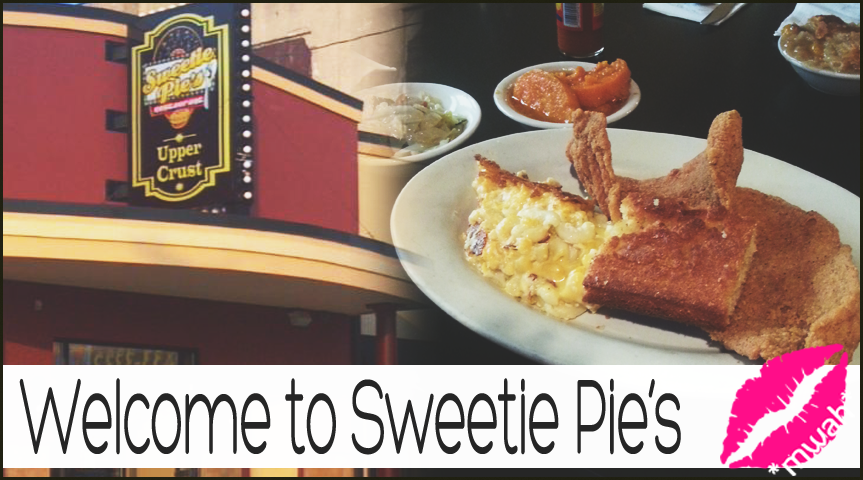 Welcome To Sweetie Pie's Vlog