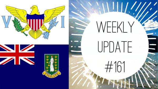 Joel Osteen, Starter Locs & VI Destroyed #HurricaneIrma #VISTRONG • WEEKLY UPDATE #161