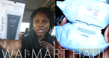 Best makeup removal wipes EVER and Walmart Beauty Buys!