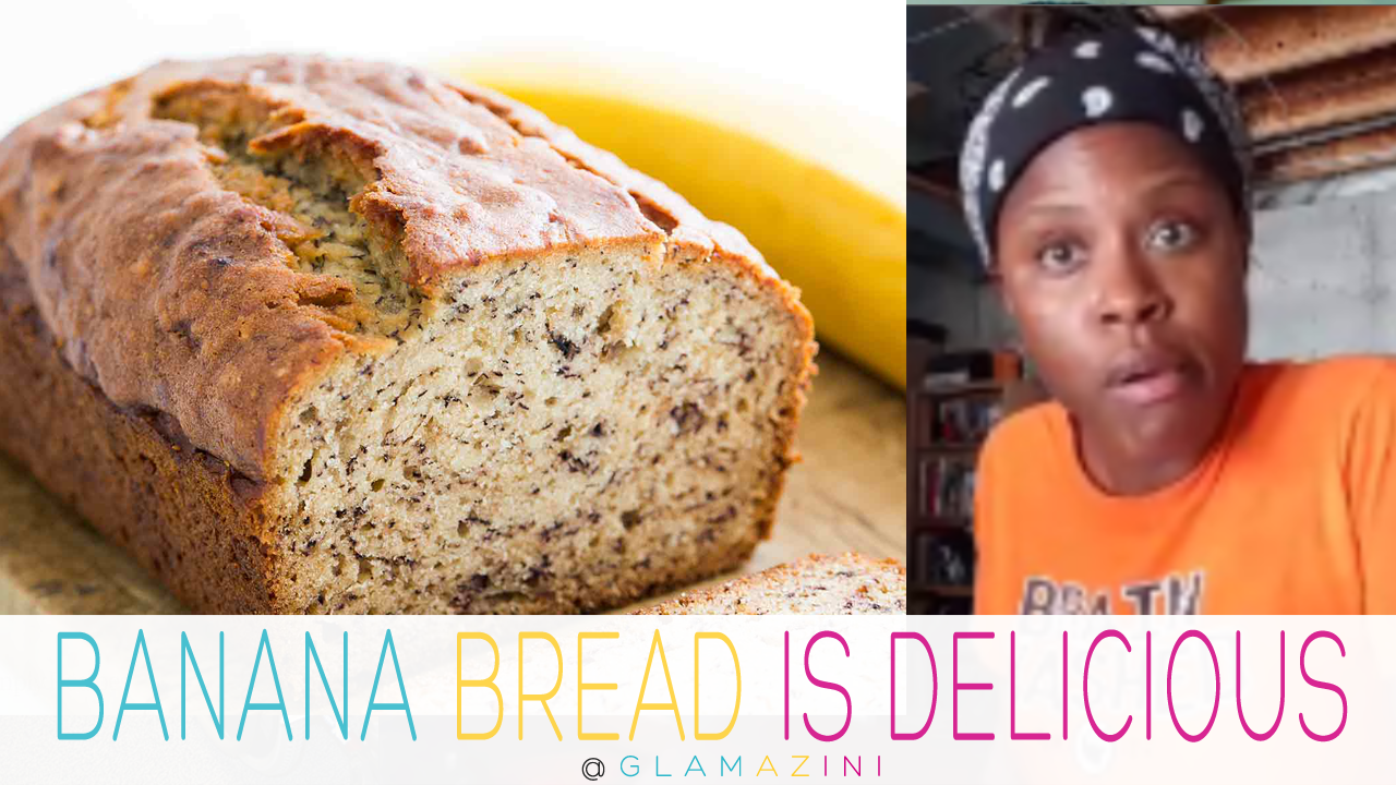 Banana Bread Gate … Is My Husband For Me or Against Me? [video]