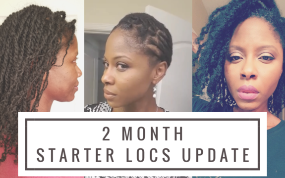 Starter #Locs Month 2 • Wash Day, Maintenance, Retwist, Interloc etc.
