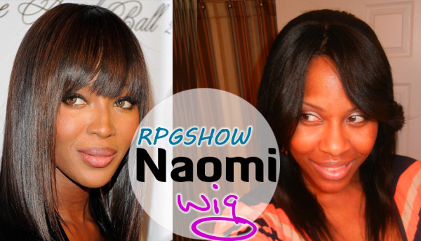 Wig Review • Naomi (cls019-s) Wig by RPGSHOW